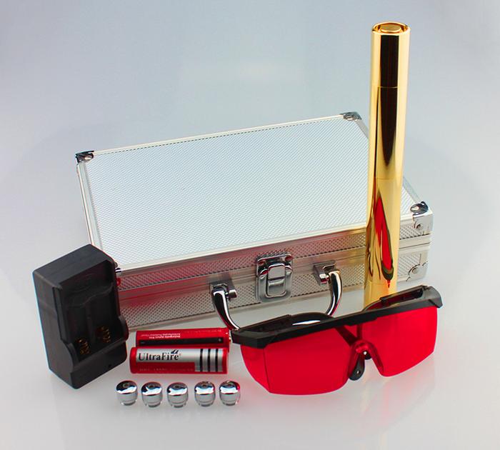 赤外線レーザーポインター用途