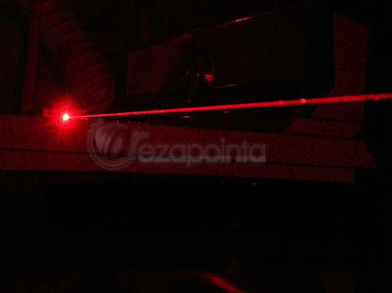 650nm 10mW 赤レーザーポインター