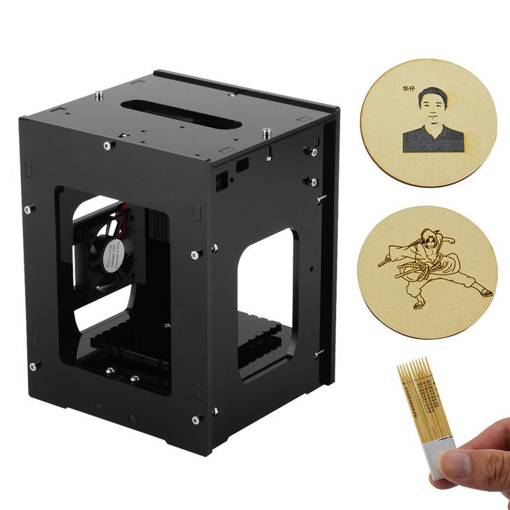 安物レーザー彫刻機
