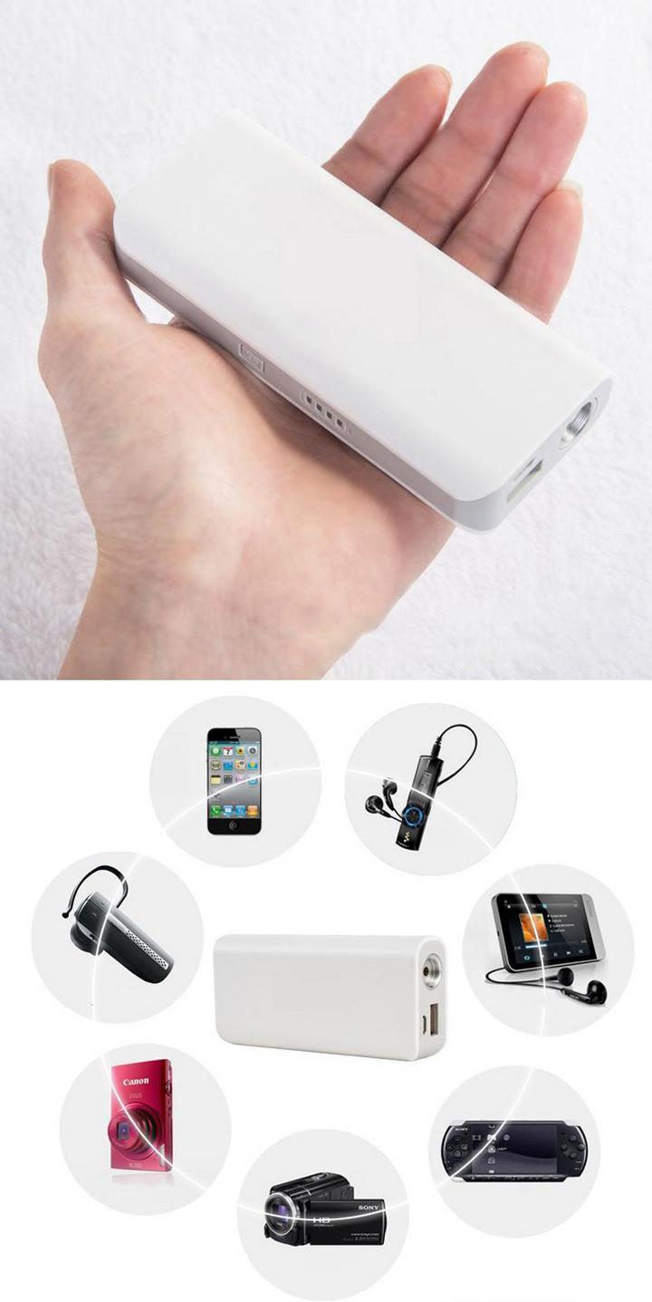 USBモバイルバッテリー携帯充電器