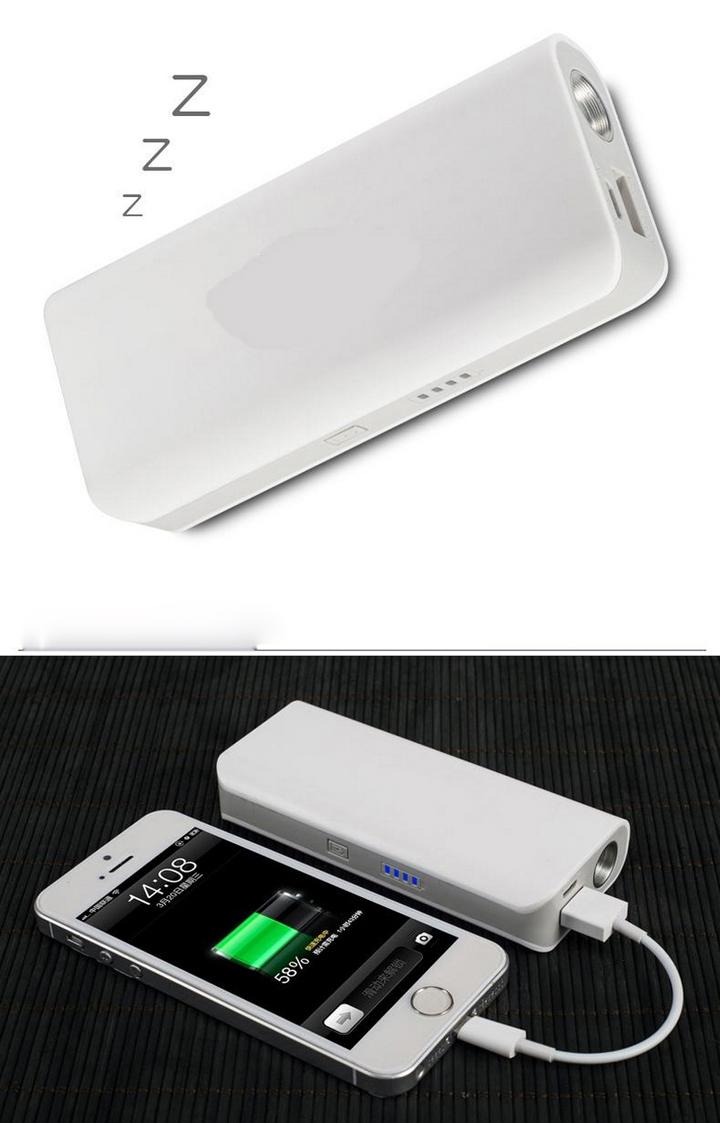 スマートチップ  急速充  電 多機能型モバイルバッテリー