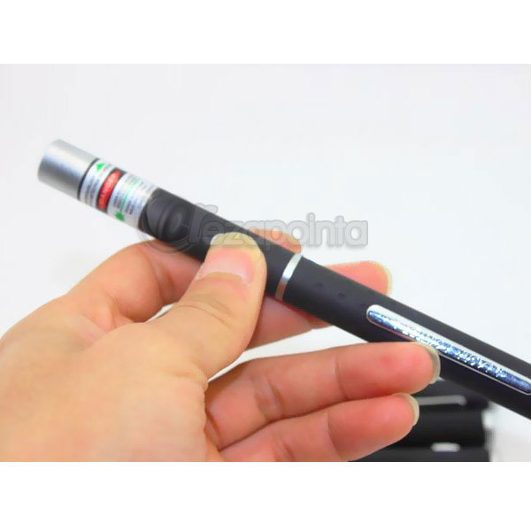 ペン型 100mWレーザーポインター