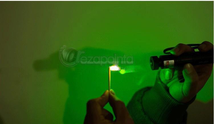 レーザーポインター緑
