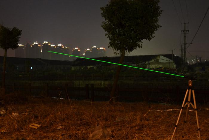 レーザーポインター屋外用 200mw