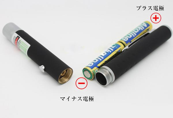 緑レーザーポインター200mw