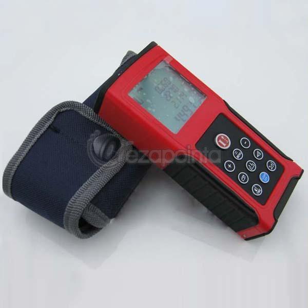 レーザー測距器