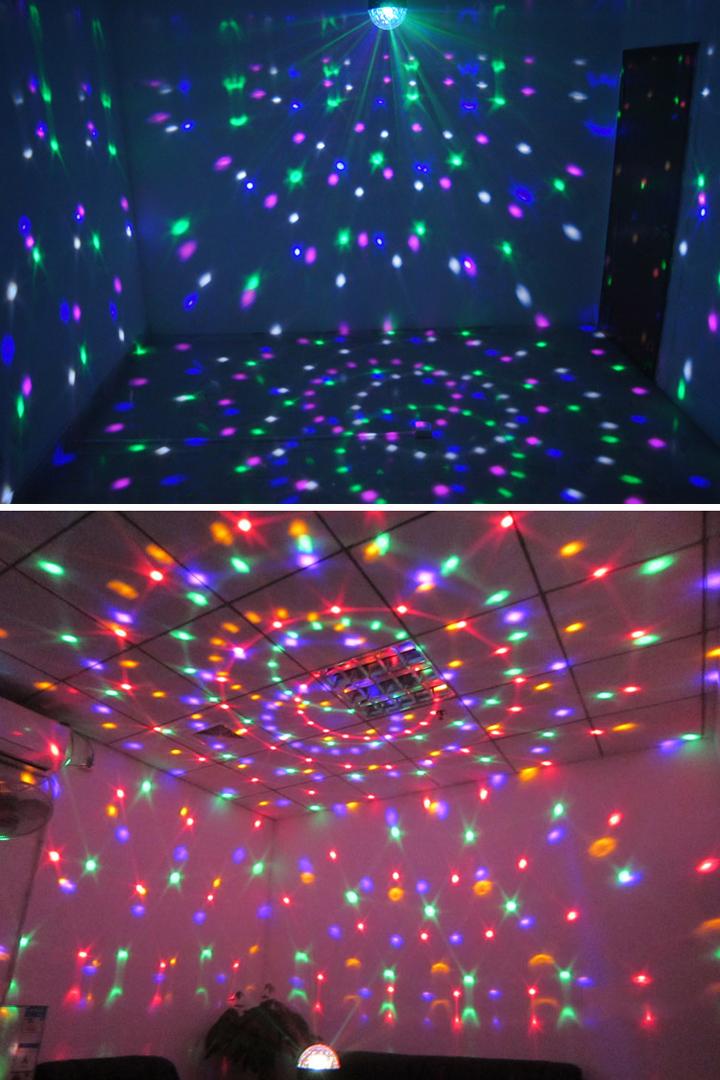 KTV,ディスコ, リモコン舞台照明