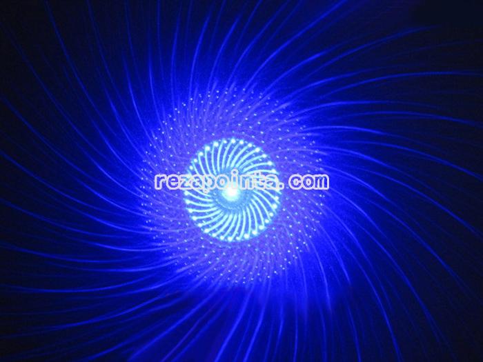レーザーポインター高精度