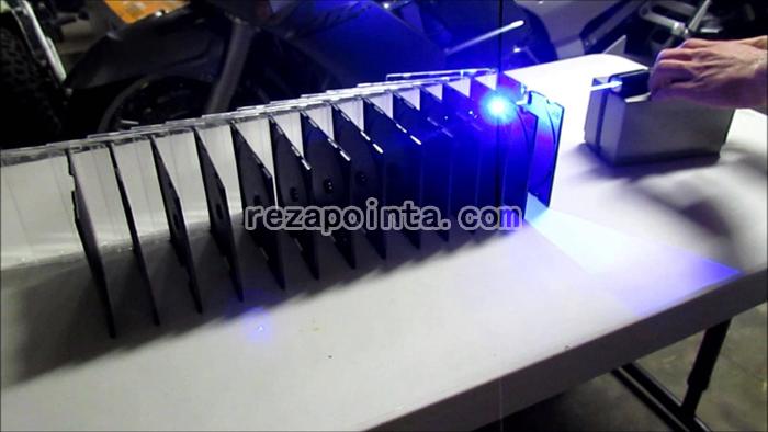 ライトセイバー型 レーザーポインター