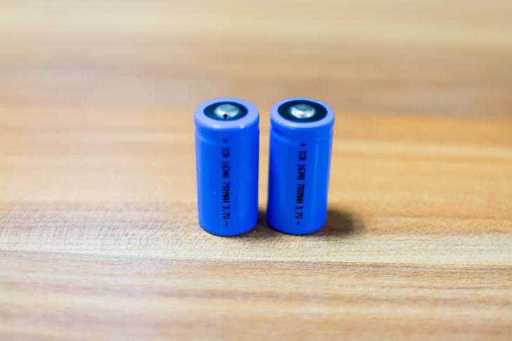 レーザーポインター電池寿命