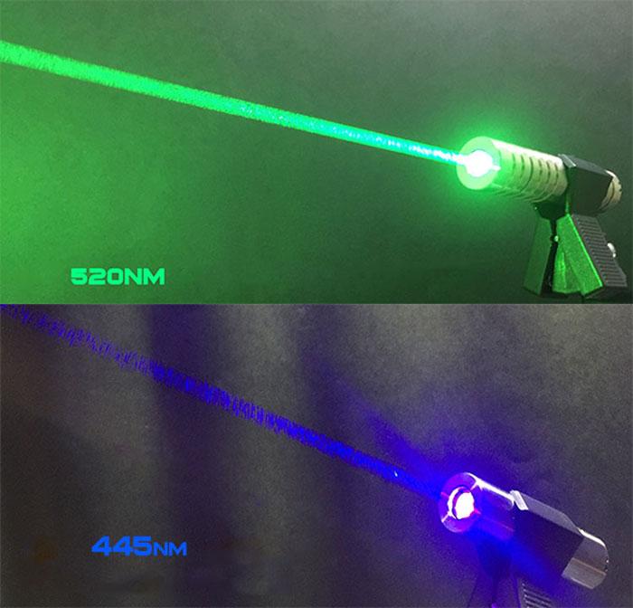 300mW 520nm/450mW 520nm緑レーザー