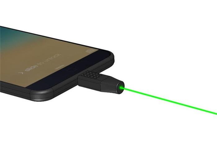 50mw小型レーザーポインター