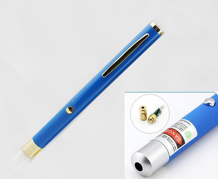 USBレーザーポインターペン型バーブル/レッド