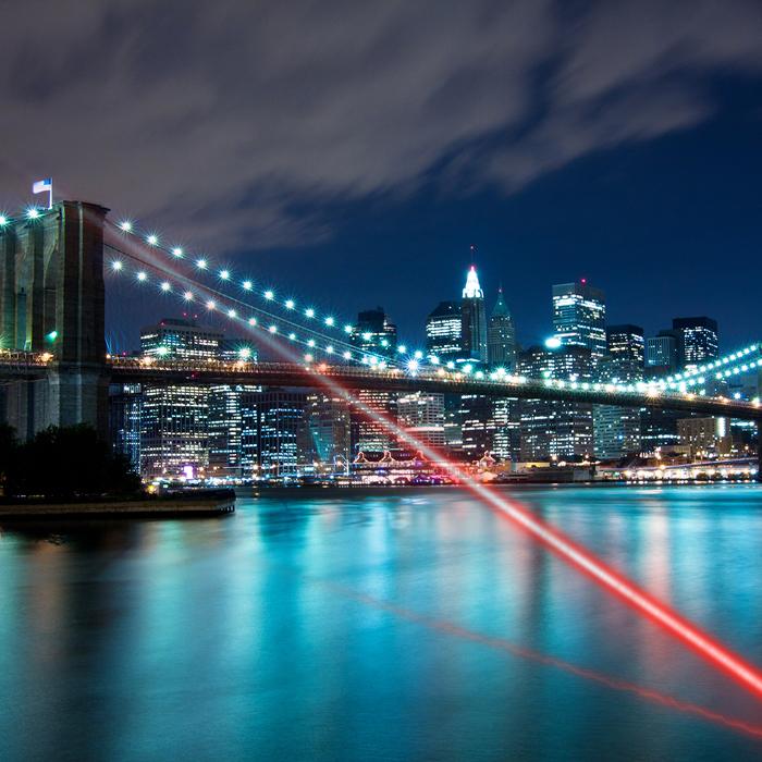 超超強力赤い光レーザーポインター