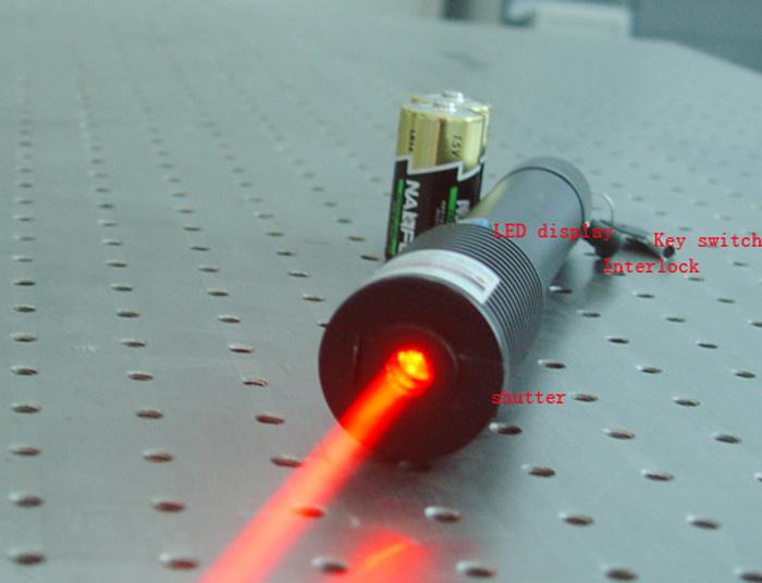 黄色 589nm レーザーポインター