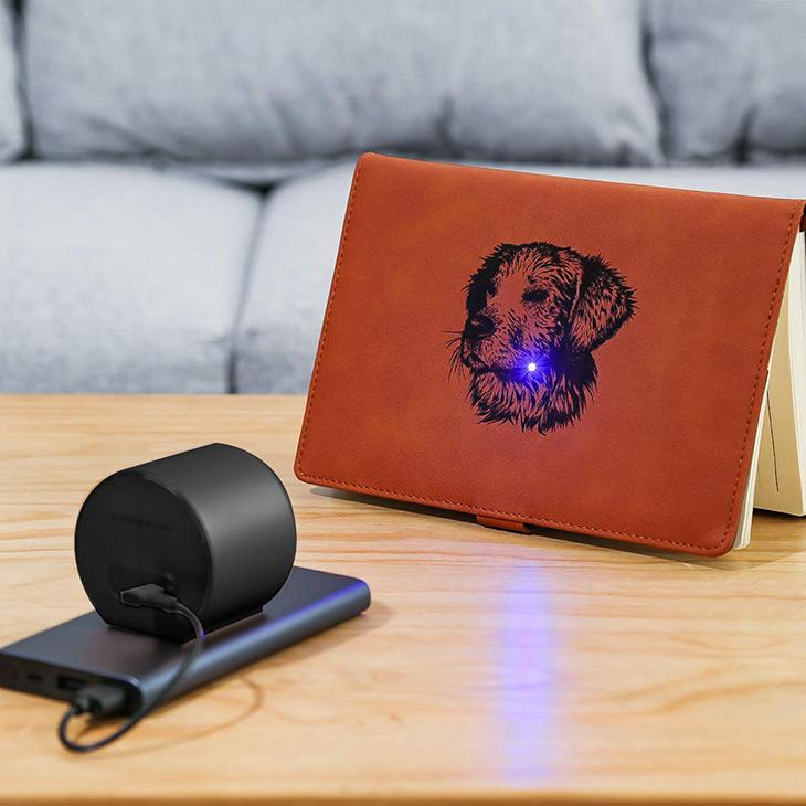 小型レーザー 加工機