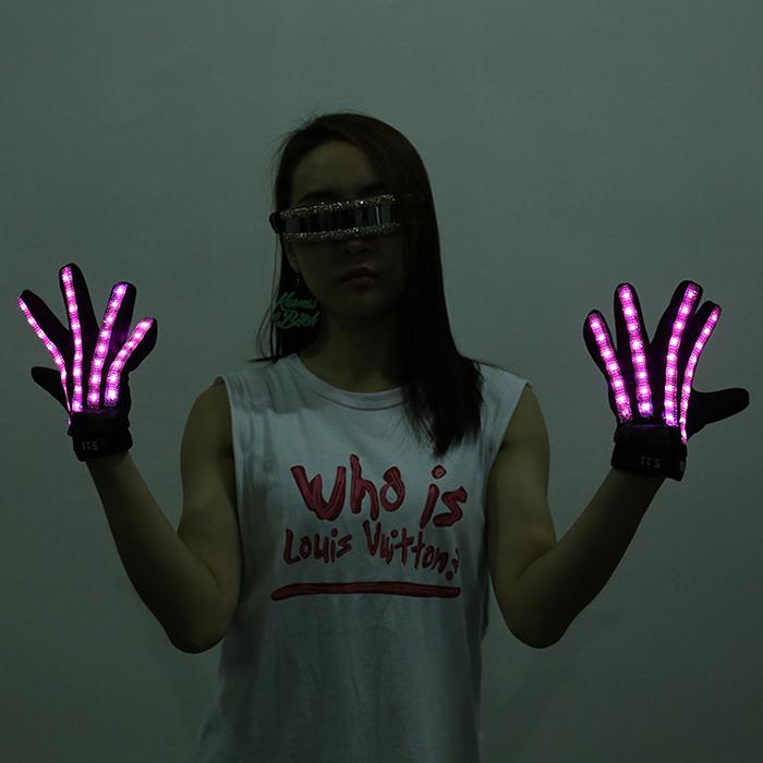 LEDグローブ