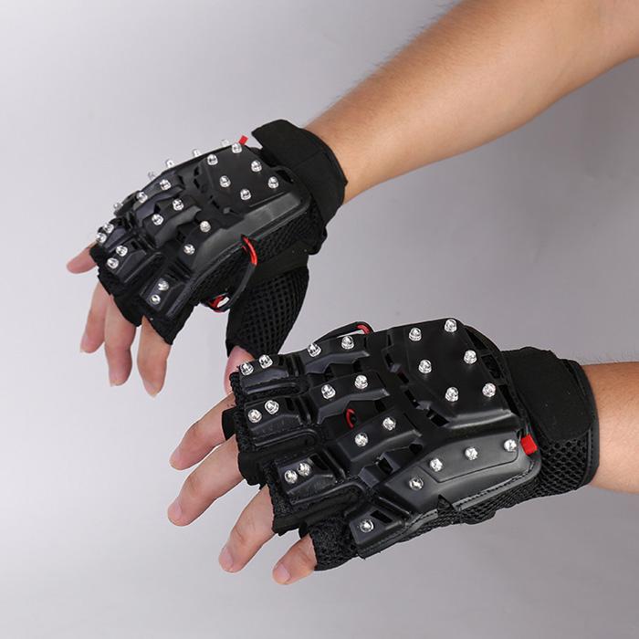 LED発光手袋