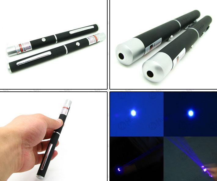 50mW ペン型レーザーポインター