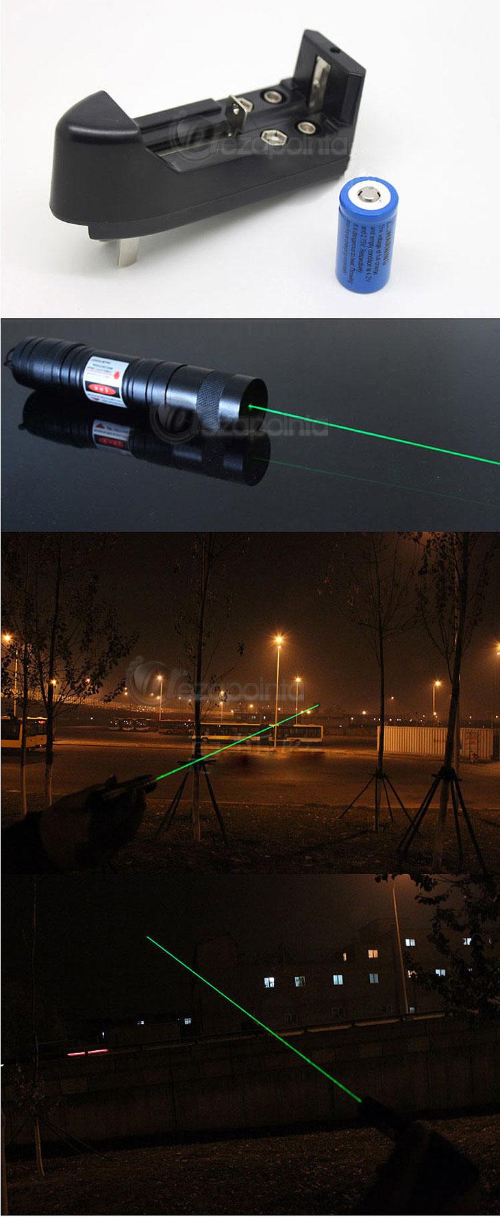 超高出力 レーザーポインター