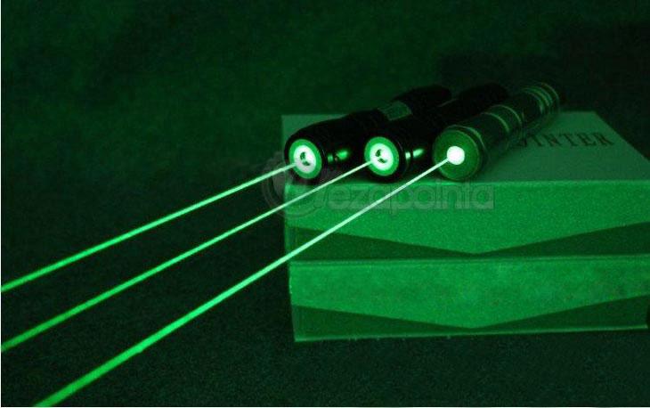 緑色 グリーンレーザーポインター