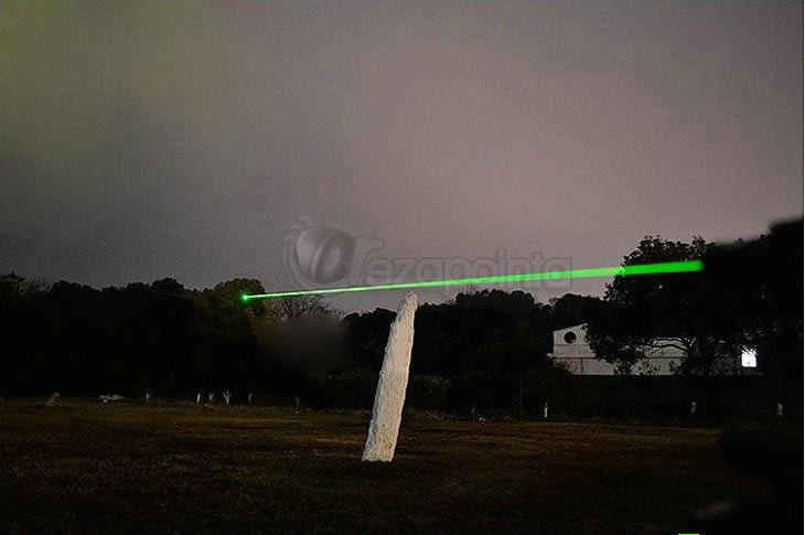 超高出力 緑 レーザー