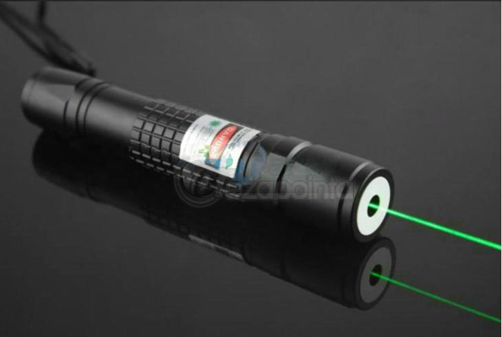 防水レーザーポインター