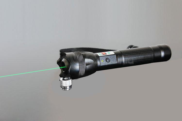 星キャップ付きレーザーポインター 200mW 緑色