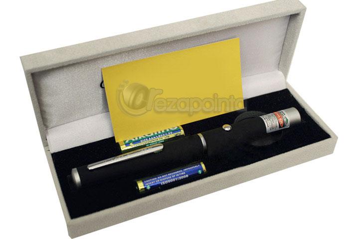 ペン型 10mWグリーンレーザーポインター