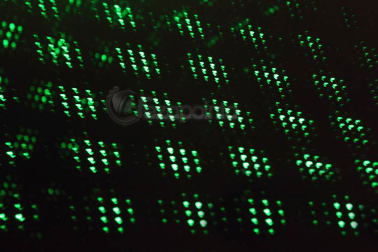 緑 レーザー指示棒、100mW レーザー 満天の星