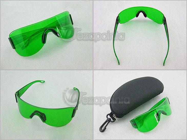 青紫色レーザー保護メガネ