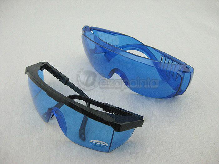 レッドレーザー保護メガネ