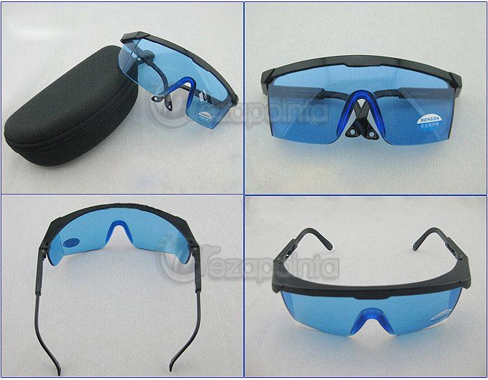 590-690nmレーザー対応保護メガネ
