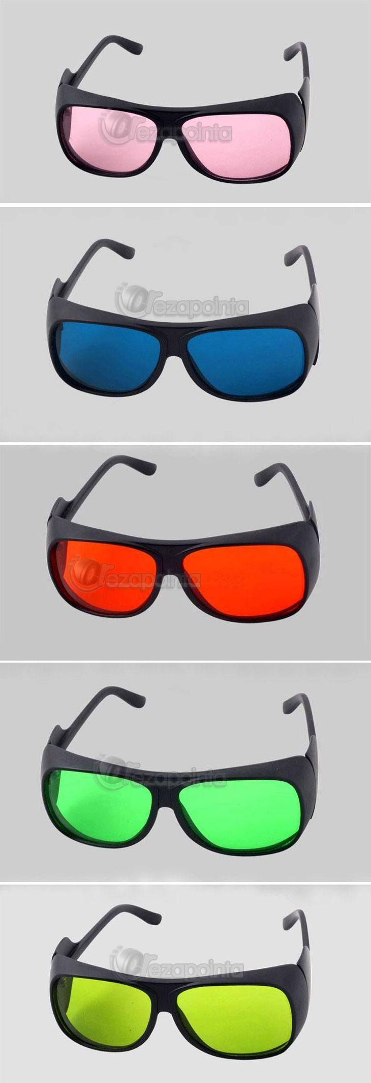 レーザー対応保護メガネ