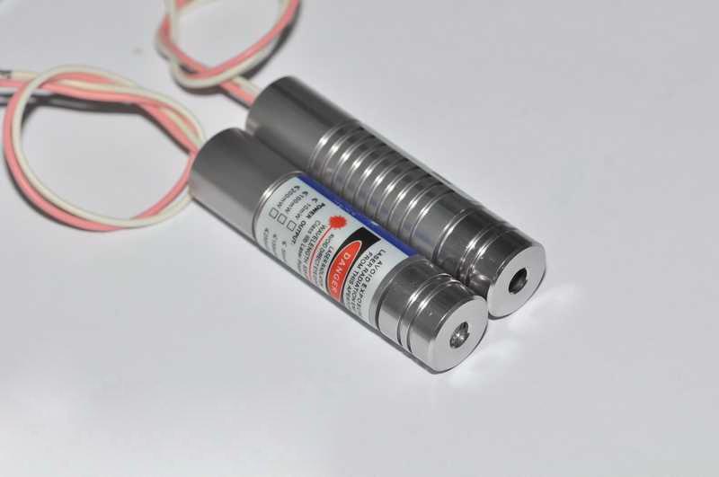 660NM 赤色レーザーモジュール