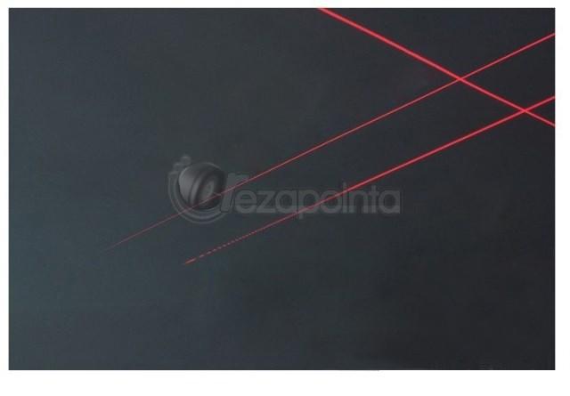 ドット状 赤色レーザー発光モジュール