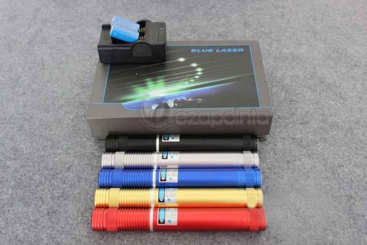 超強力レーザーポインター 青色光
