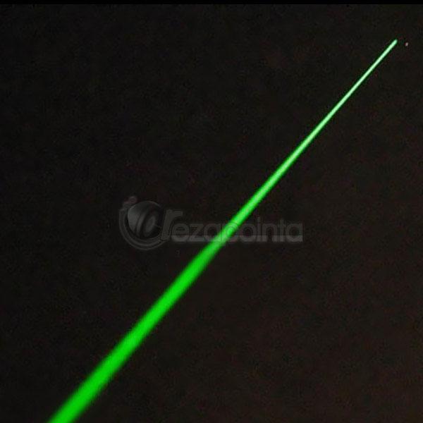 ペン型100mW グリーンレーザーポインター 高出力