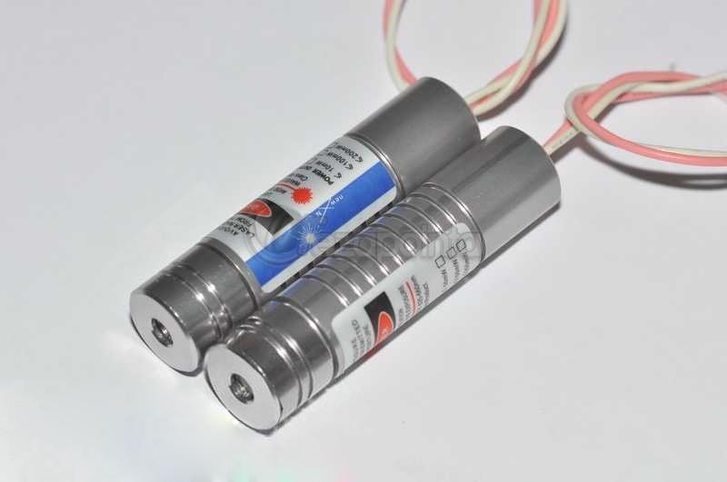 200mW レーザーモジュール 赤色