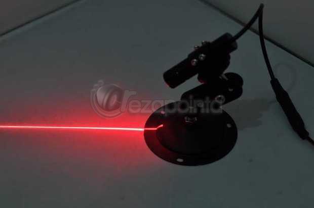 赤色レーザー発光モジュール