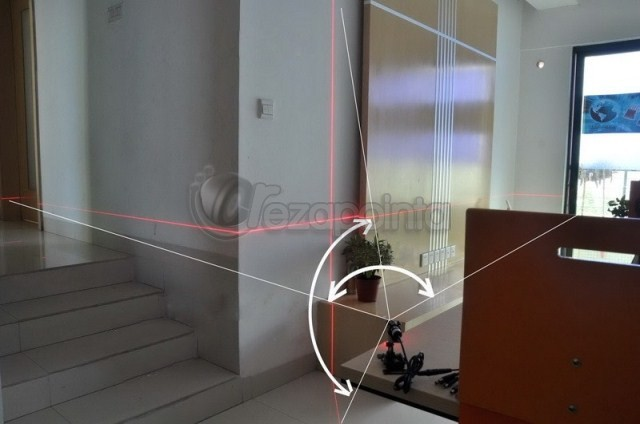 レッドレーザーモジュール 焦点調整可能