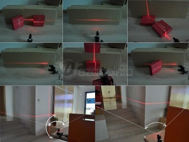 赤色レーザーモジュール