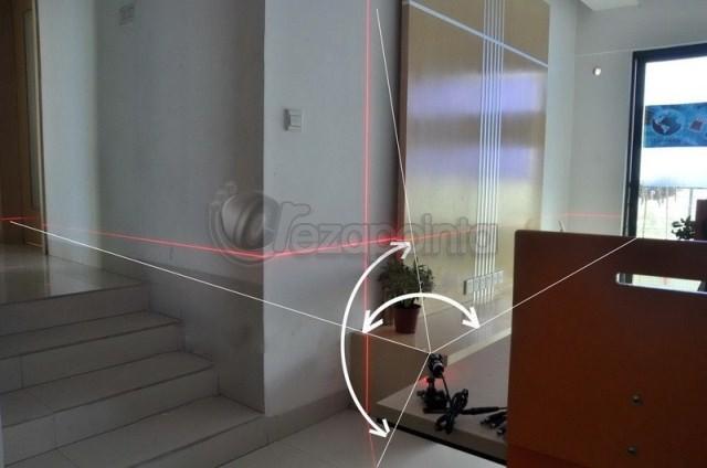 一字線レーザーモジュール