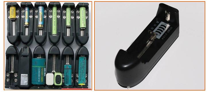 レーザーポインター充電器