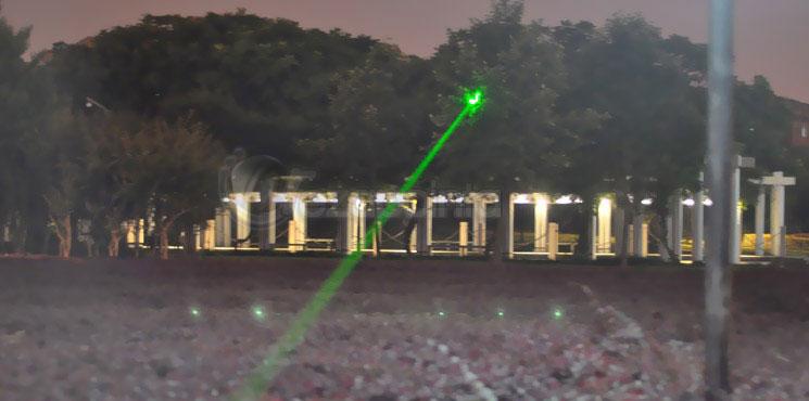 50mW レーザーポインター 緑色