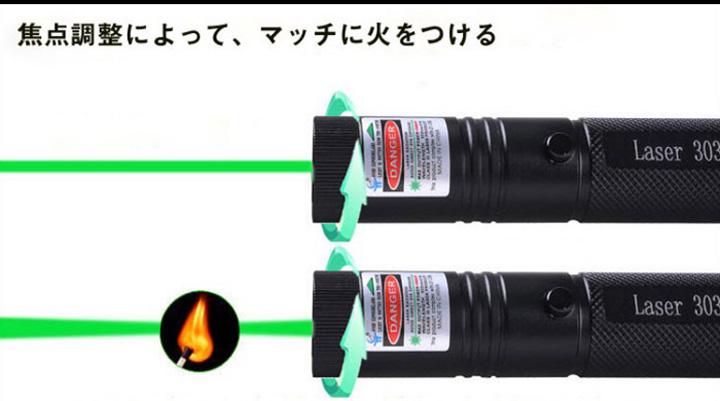 レーザーポインターおすすめ からす撃退器