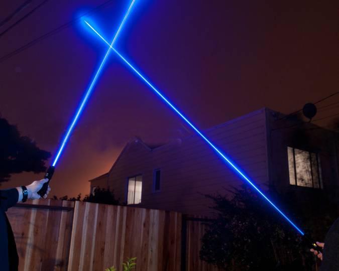 青色レーザーポインター2000mw