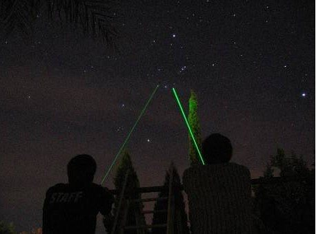 緑色 レーザーポインター