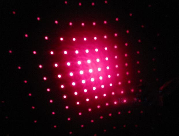 レーザーポインター激安 満天の星