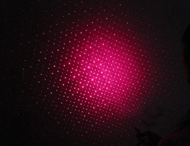 レーザーポインター 赤2000mw